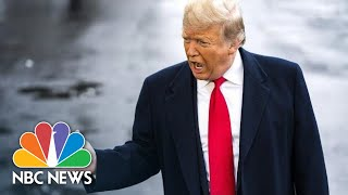 President Donald Trump: 'I Don't Know If We're Close On A Deal' To End Shutdown | NBC News