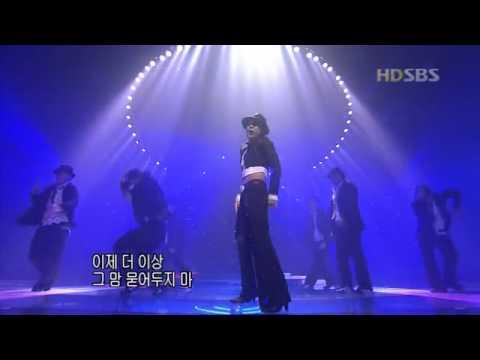 BoA - Spark (live)