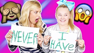 NEVER HAVE I EVER!! - YouTube