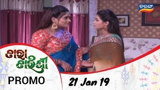 Tara Tarini | 21 Jan 19 | Promo | Odia Serial – TarangTV