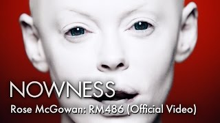 Rose McGowan: RM486 (Official Video)