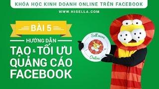 Bài 5 - Tạo và tối ưu quảng cáo Facebook (hiSella)