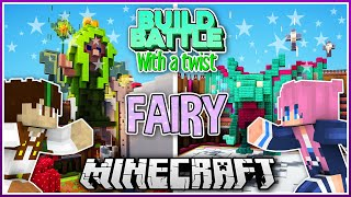 I Challenged LDShadowlady to a Build Battle.. With a Twist!