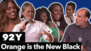 Cast of Orange is the New Black in Conversation (Season 5)
