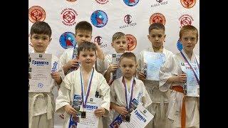 Турнир по киокусинкай прошел в Заводском