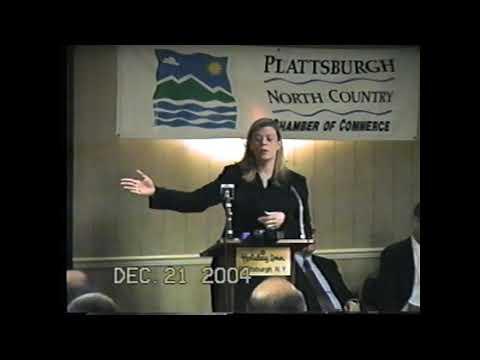 Champlain Port of Entry  12-21-04