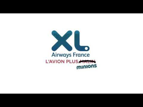 Spot TV 2015 - XL Airways et Les Minions - New York et Los Angeles