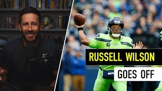 How Did Russell Wilson Go Off on TNF vs the Rams?