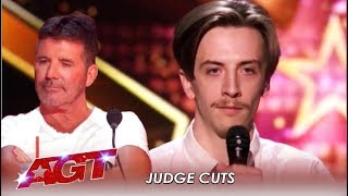 """Viral """"Tequila"""" Guy FAILED Miserably In Judge Cuts Round  