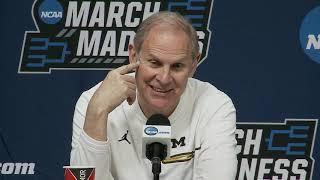 Michigan recaps 2nd round NCAA tournament win over Florida