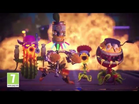 Plants Vs Zombies Garden Warfare 2 Juegos Para Ps4 Playstation
