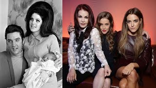 Here's How Elvis Presley's Famous Family Have Grown Up Under The Glare Of The Spotlight