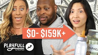$0 Vs. $159,000: Parents Reveal How Much They Spent To Have A Baby