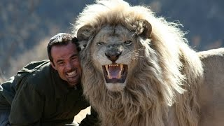 Lion Man: Kevin Richardson | South Africa