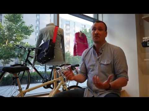 Bikes are People: Ryan Zagata Brooklyn Bicycle Co.