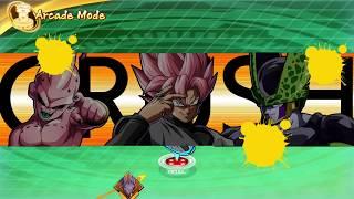 DRAGON BALL FighterZ Arcade- Snake Way Course