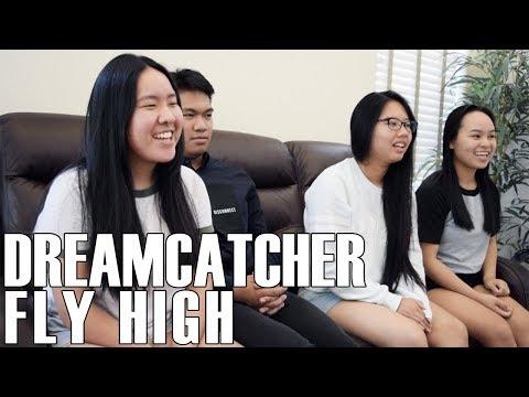 Dreamcatcher (드림캐쳐)- Fly High (Reaction Video)