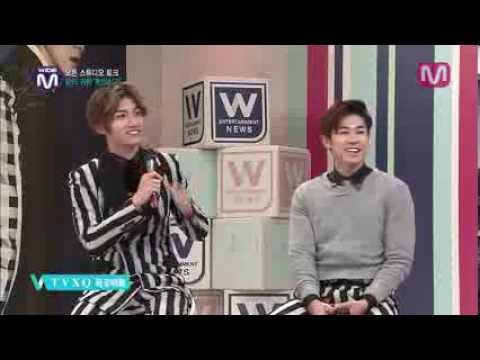 [ENGSUB] TVXQ U-Know Yoonho's Greed for food and water?