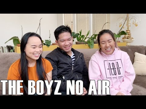THE BOYZ (더보이즈) - No Air (Reaction Video)