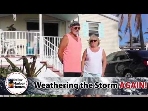 Watch Video of Weathering The Storm - Hurricane Irma!
