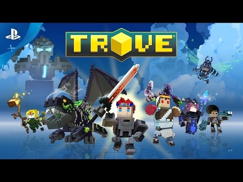 Trove® Video Screenshot 2