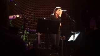 "Florence + the Machine's ""Cosmic Love"" - Cristin Milioti at Joe's Pub"