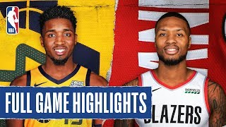 JAZZ at TRAIL BLAZERS   FULL GAME HIGHLIGHTS   February 1, 2020