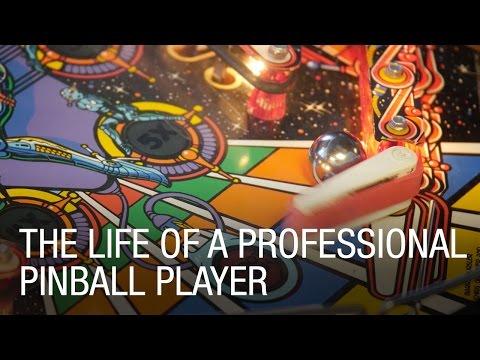 Flipper sportivo: vita da giocatore professionista