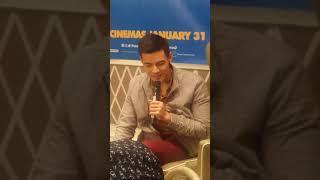 Xian Lim as the Voice of Paddington2 Jan31 in cinemas