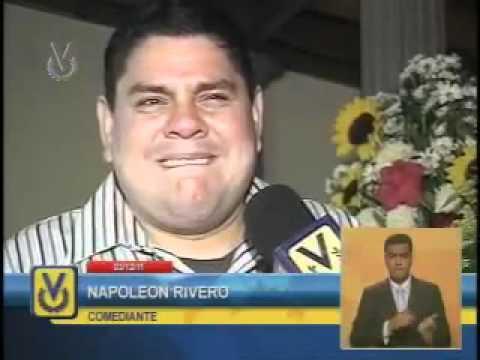 VENEVISION EN EL VELORIO DE JUAN CARLOS ADRIANZA.