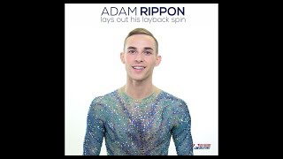 Adam Rippon on His Layback Spin