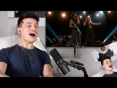 Vocal Coach Reacts to Shawn Mendes & Miley Cyrus Singing