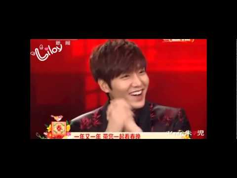 20140622 Lee Min Ho Happy 28th birthday-Minho's special laughter