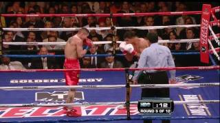 Marcos Maidana vs Victor Ortiz-Knockdowns + Other Action