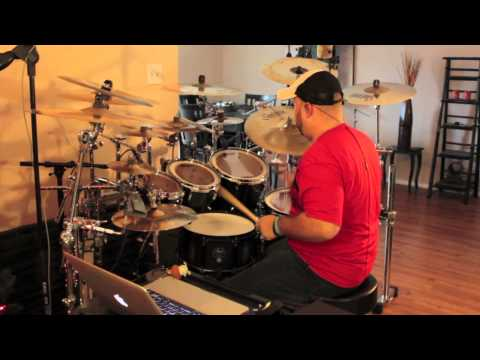 Dave Weckl: Hard Wired Drum Cover by Suro