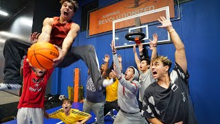 WORLD'S MOST EPIC DUNK CONTEST!