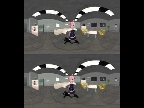 ?360°3D???????????????????MMD? #VRVideo