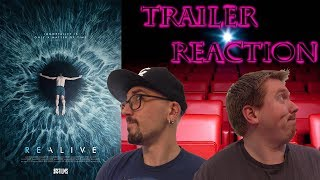 Realive Trailer Review