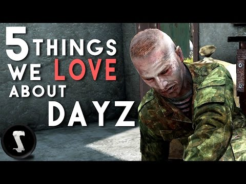 5 Things We LOVE About DayZ