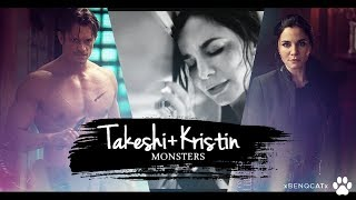 Takeshi & Kristin [Monsters]