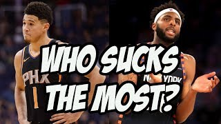 Who Will Be The Worst NBA Team in 2019 - 2020?
