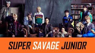 Savage Super Junior is back - 2ya2yao ! 😆😆