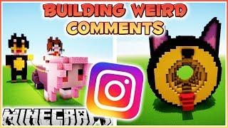 Meri & Buddy Walking Lizzie - Building Comments!