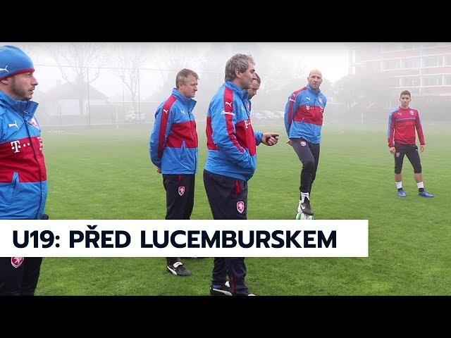 Kvalifikační mise pro U19: prvním testem je Lucembursko