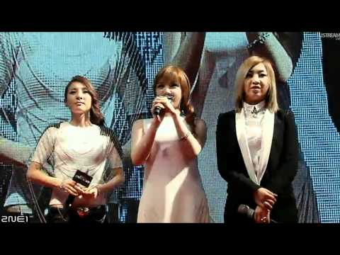 2NE1 @ Korean premiere[The Amazing Spider-Man] Pt.1