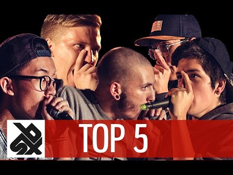 TOP 5 DROPS 😱 WBC Solo Battle