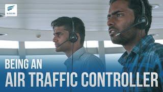Being an Air Traffic Controller   India   Mumbai ATC   Short Film