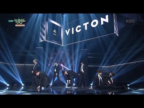 뮤직뱅크 Music Bank - 빅톤 - What Time Is It Now? (VICTON - What Time Is It Now?).20161216