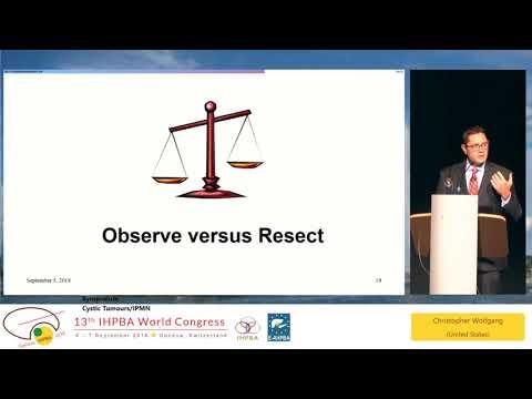 SYM01.2 Cystic Tumours/IPMN