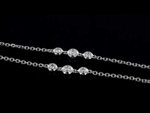 Browns Family Jewellers Classic Diamond Bracelet